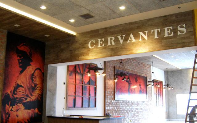 Agência You - Decoração Comercial - Cervantes