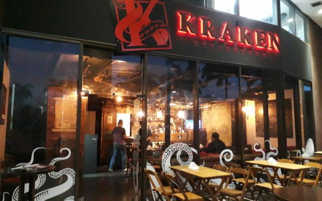 Agência You - Decoração Comercial - Kraken