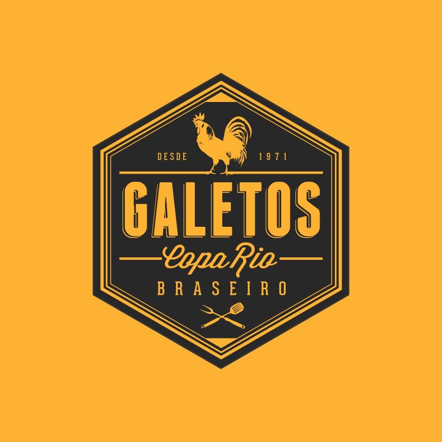 Agência You - Branding - Galetos Copa Rio
